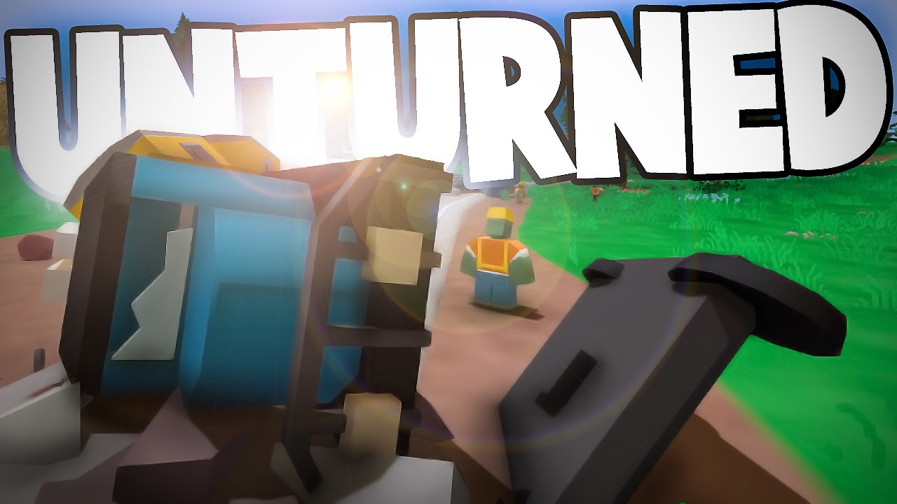 Unturned Map Showcase Canada Finished Official Canada Map