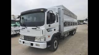 현대 4.5톤 돼지운송차 운반차 가축운반차 2013년 …