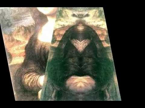 Leonardo da Vinci -The Mirror of the Sacred Scriptures and ... Da Vinci Paintings Mirrored