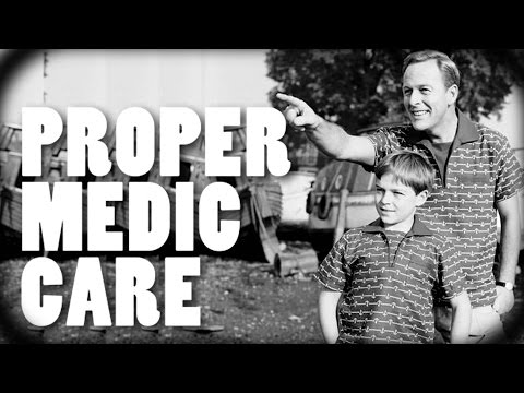 Download Youtube: ArraySeven: Proper Medic Care (1950)