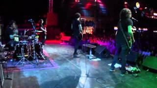 """PORN QUEEN """"Man in the Box"""" @Porto Alegre - Brazil (Slash Tour 2012)"""
