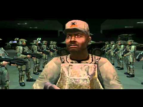 Sgt. Johnson's Motivational Speeches in Halo CE and Halo 2 (every difficulty)