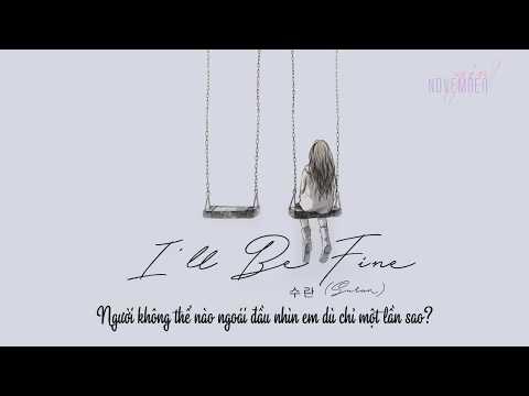 [Vietsub] 수란 (Suran) - 뒷모습 (I'll Be Fine) (Hoa Du Ký OST Part 4)