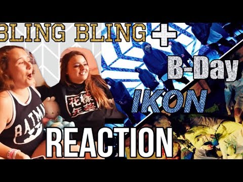 Download Ikon Bling Bling B Day Reaction Kita Kt MP3, MKV