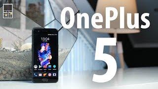 OnePlus 5: плюсы и минусы