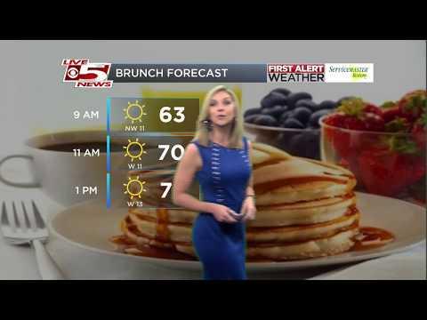 Jordan Wilkerson's Weather/Traffic Reel 2017 - YouTube
