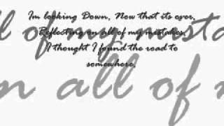 Creed-Six feet from the edge Lyrics