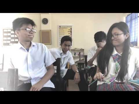 English Commercial || Blessed Trinity School of Las Piñas