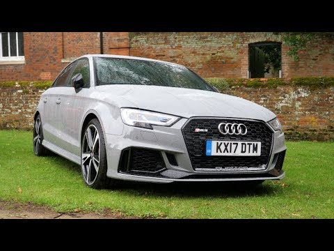 Why Would You Buy The New Audi RS3?