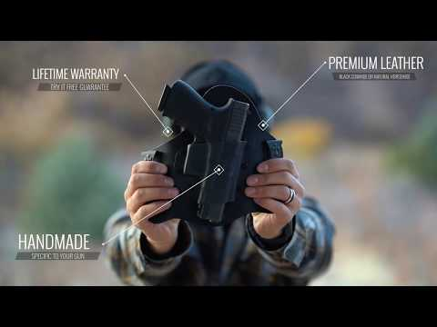 CrossBreed® SuperTuck® IWB Holster