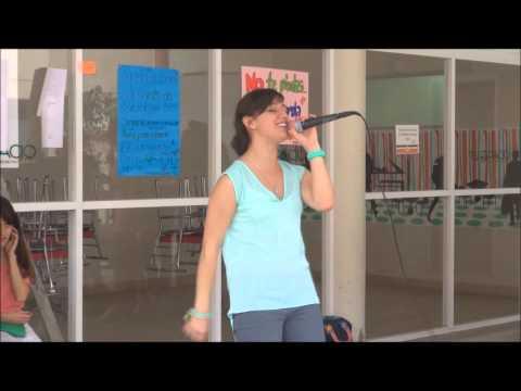 Karaoke día CIW