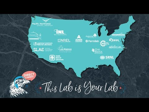This Lab Is Your Lab - U.S. Department of Energy
