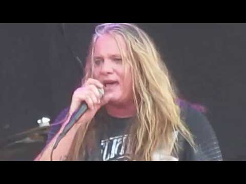 SEBASTIAN BACH - I Remember You, Live @ Rock The Castle, Italy, 6 July 2019
