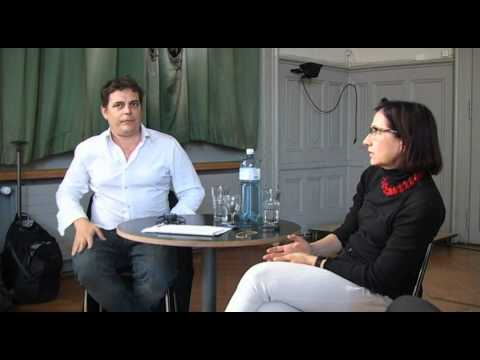 Kunst trifft Politik II 2011, Jacob Berger im Gespräch mit Yvonne Gilli GP