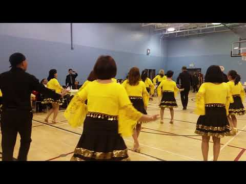 Silver Lining South Common Dance May 12 2018 SxS