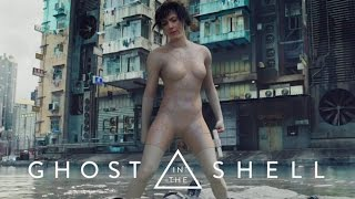 Ghost In The Shell Trailer Music Ki Theory Enjoy The Silence HD