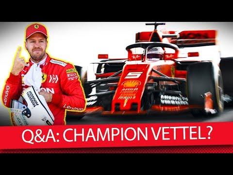 Ist Vettel zurück zu alter Stärke? – Formel 1 2019 (Q&A)