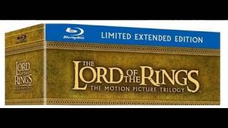Lord of the Rings Extended Edition Blu-Ray Review