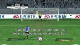 FIFA 11 - Les bases des tirs au but