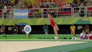 Shang Chunsong 2016 Olympics QF FX