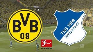 ... dortmund host hoffenheim as signal iduna park wants a win!live from bundesliga!!don'...