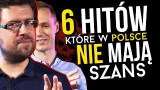 6 najlepszych gier, które w Polsce nie mają szans