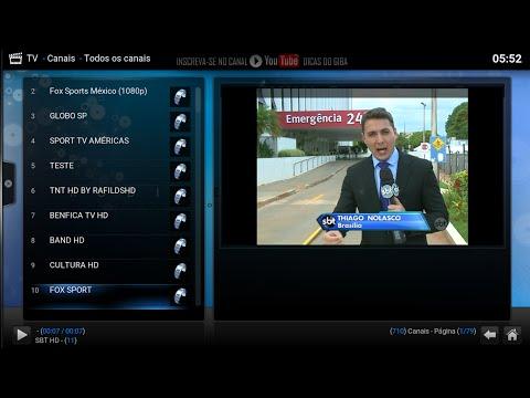 SS IPTV M3U BRASIL HD 2016 A MELHOR LISTA DE CANAIS QUE EU JÁ VI !!