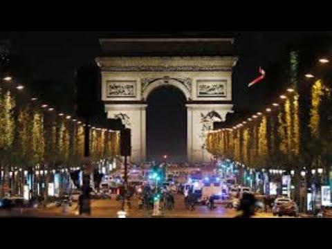 🔴Réveillon: immersion dans Paris sous couvre-feu