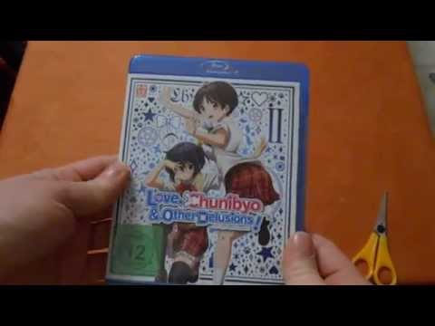 Unboxing Love,Chunibyo and Other Delusions Volume 2 [ deutsch - german ]