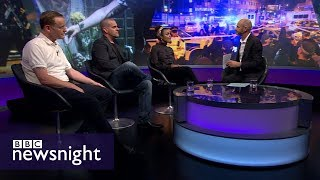 What do far-right extremism and Islamist extremism have in common? - BBC Newsnight