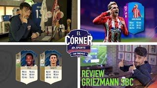 LOS SBCs MÁS RENTABLES + REVIEW GRIEZMANN SBC LA LIGA | FIFA18 | EL CÓRNER
