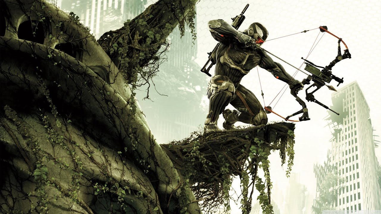 Crysis 3 Gameplay PC MAX OUT REAL 4K 60FPS