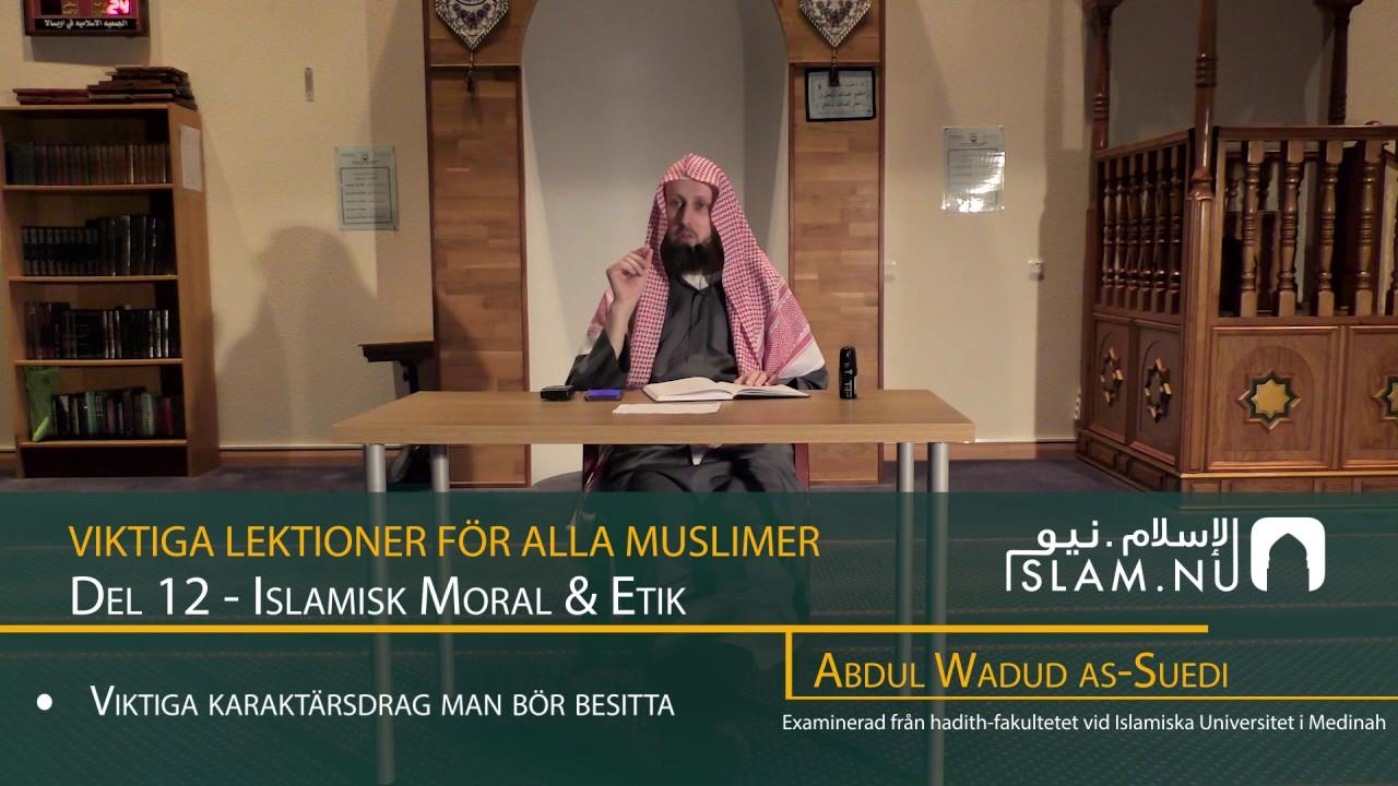 Viktiga Lektioner För Varje Muslim | del 12 | Abdul Wadud