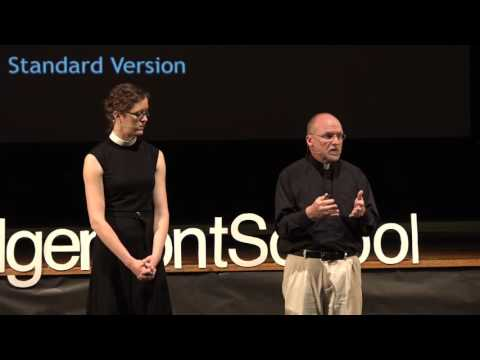 What the Bible says about homosexuality | Kristin Saylor & Jim O'Hanlon | TEDxEdgemontSchool