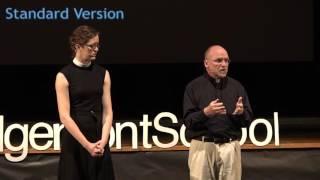 What the Bible says about homosexuality | Kristin Saylor & Jim O'Hanlon | TEDxEdgemontSchool thumbnail