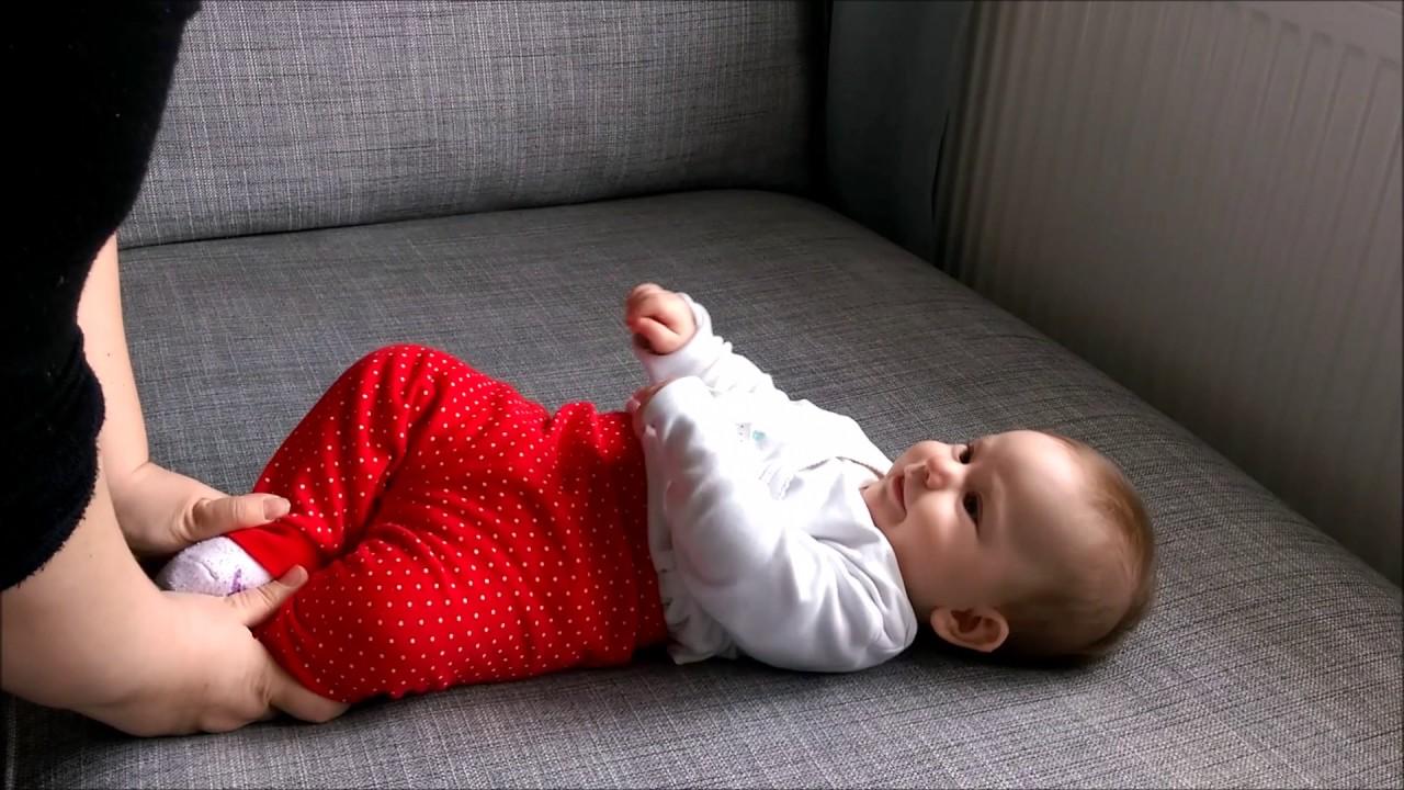 Bebek egzersizleri nasıl yaptırılır