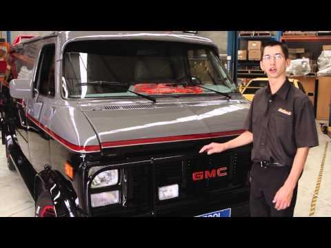Meet the Team - Rob's A-Team Van