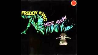 Freddie King - Hide Away - Full Vinyl Album