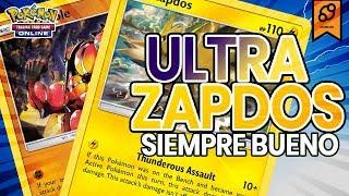 Una Buenisima Baraja Ultra Zapdos Deck - Standard (SUM-UNB) Pokémon TCG Online En Español 2019
