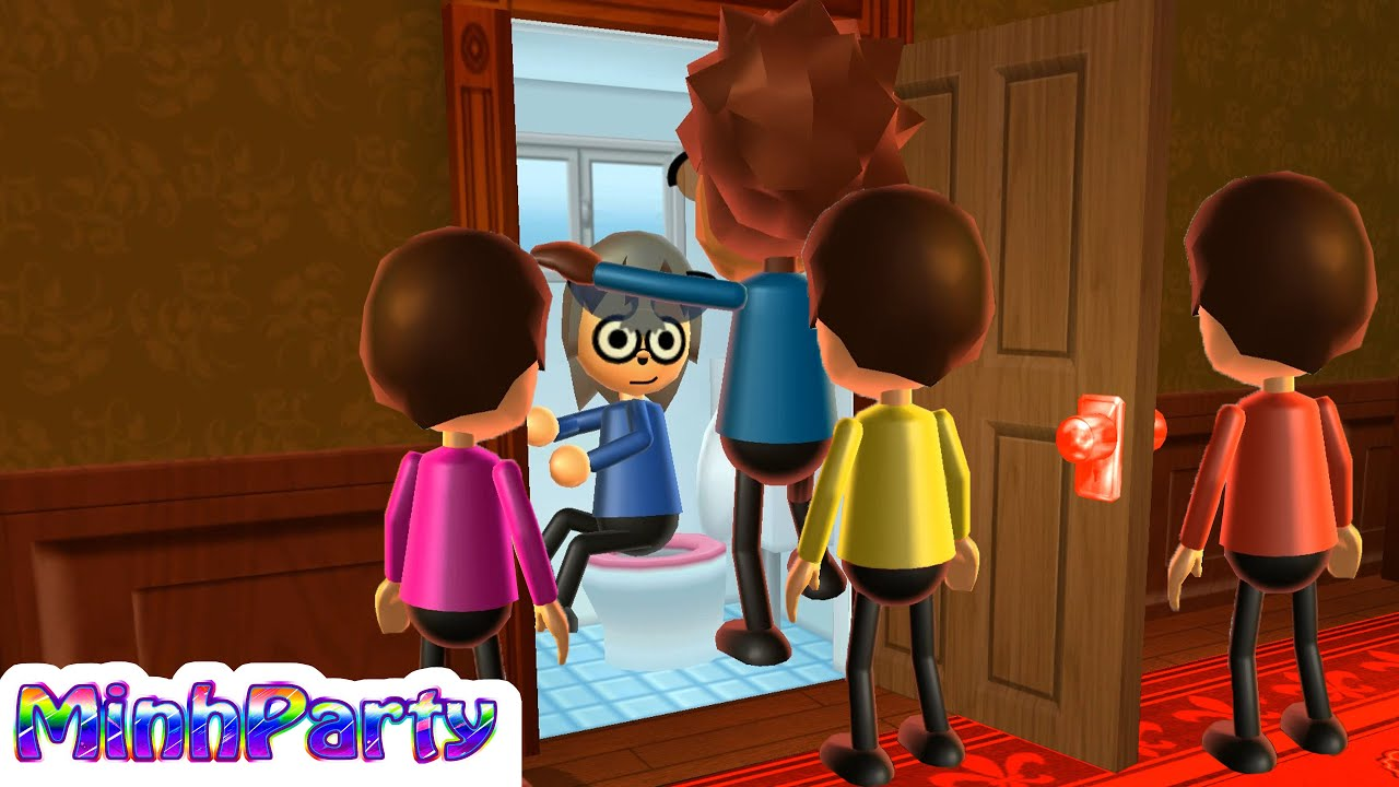 Wii Party Minigames Collection