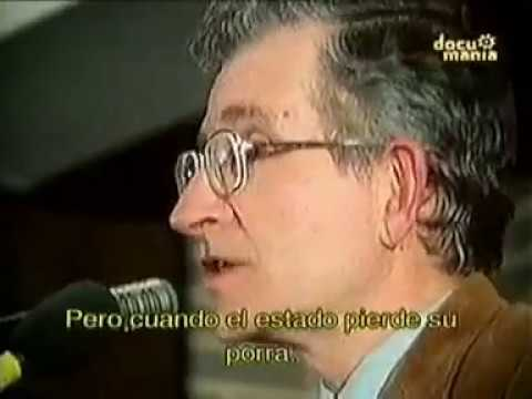 Manufacturing Consent  Noam Chomsky & the Media  (Part 1)