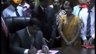 News 1st Prime time 8PM  Shakthi TV news 21st January 2015