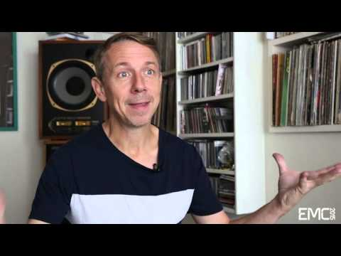 Gilles Peterson On New Technology and His Record Collection