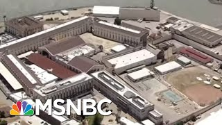 State's Mistake Turns San Quentin Into Major Coronavirus Hot Spot | Rachel Maddow | MSNBC