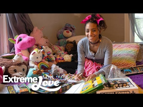 My Girlfriend Is An Adult Baby | EXTREME LOVE/ WeTv