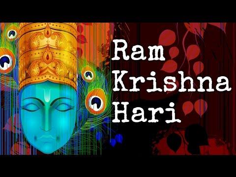 Ram Krishna Hari Bhajan | Sachin Limaye | Art Of Living Krishna  Bhajan