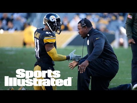 Steelers Assistant Joey Porter Reinstated, Will Coach vs. Chiefs | SI Wire | Sports Illustrated