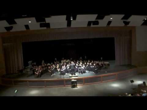 Farmington Middle School 2015 16 Advanced Band  Beyond the Seven Hills by Michael Sweeney