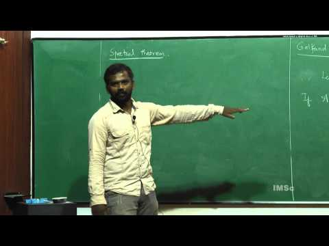 Finite dimensional C*-algebras by S. Sundar