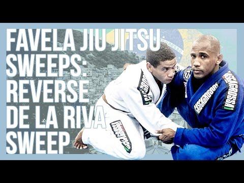 Favela Jiu Jitsu by Fernando Terere Reverse De La Riva Sweep
